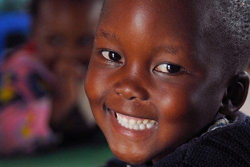 Un sorriso non dura che un istante, ma nel ricordo può essere eterno.