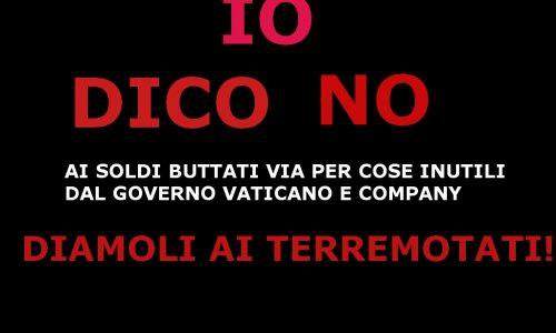 IO DICO NO!