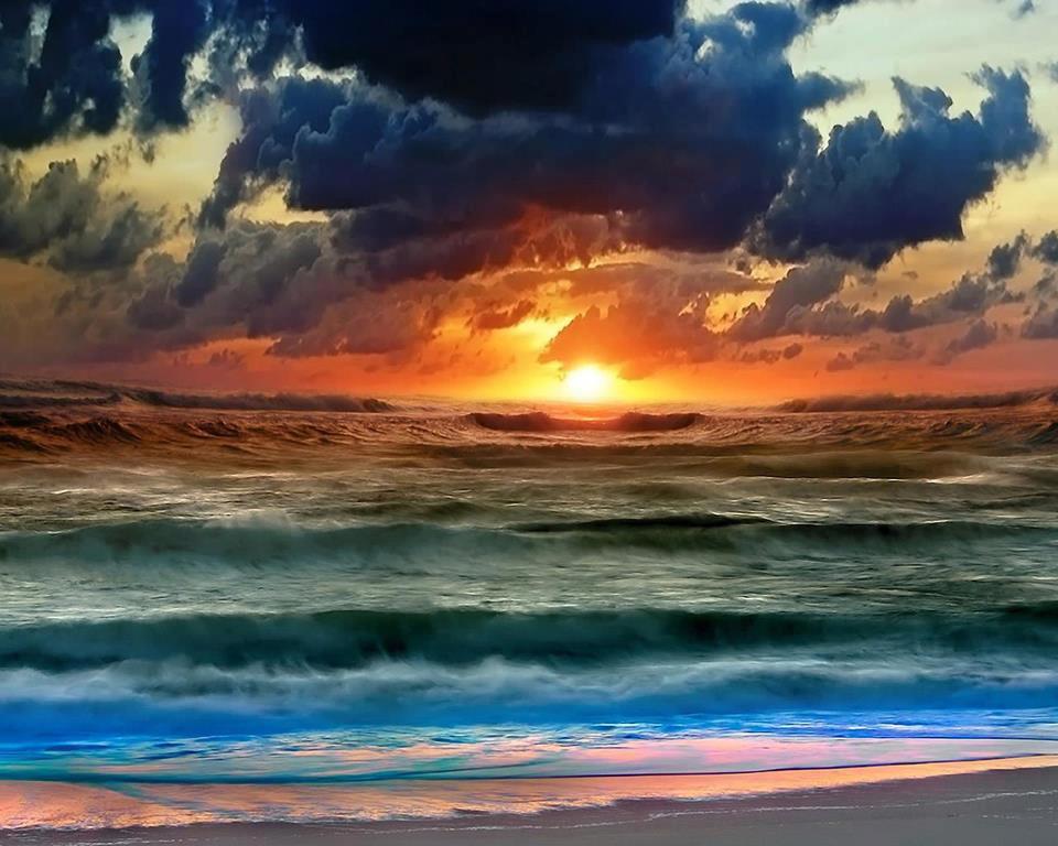 Perché il mare è di tanti colori?