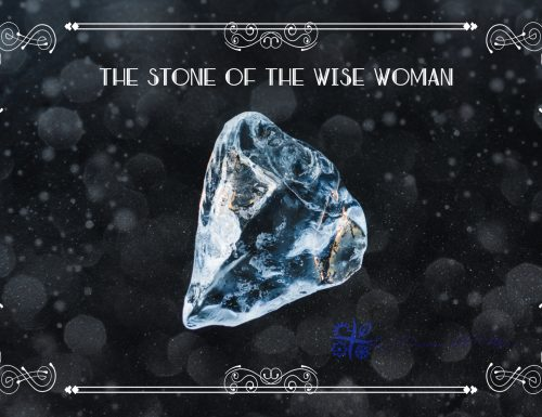 THE STONE OF THE WISE WOMAN