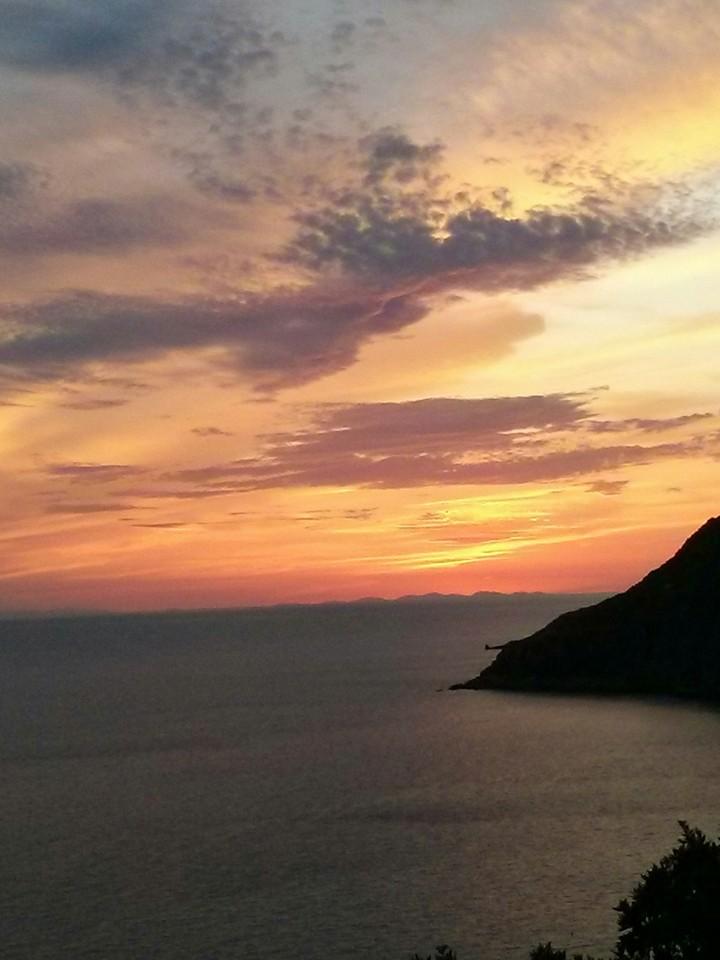 Il Mare e i suoi Tramonti /The Sea and it's Sunset
