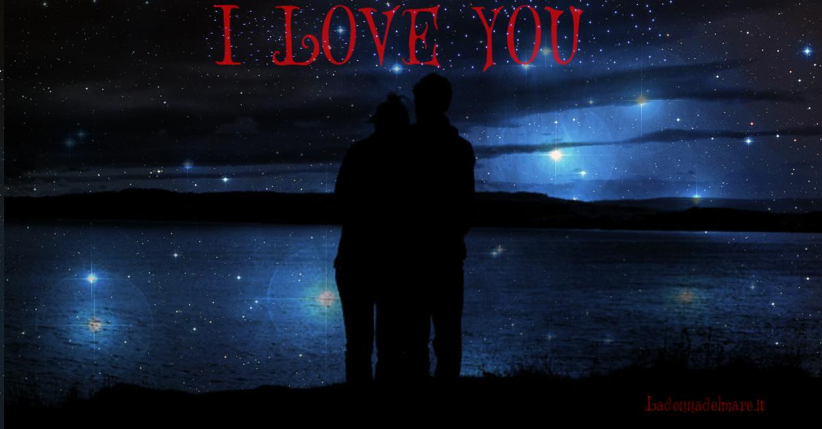I love you because * Ti Amo perché * I LOVE YOU