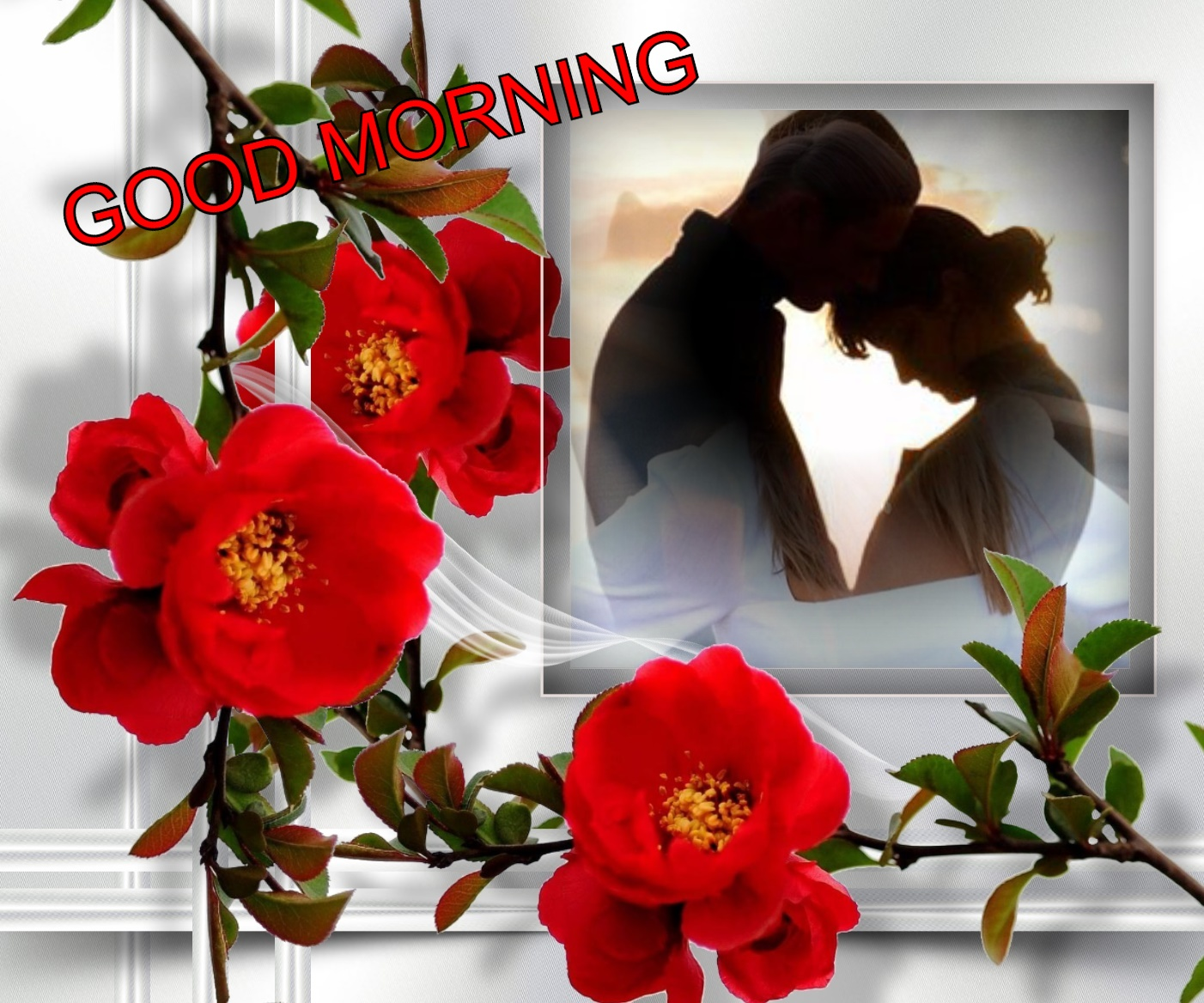 a romantic good morning